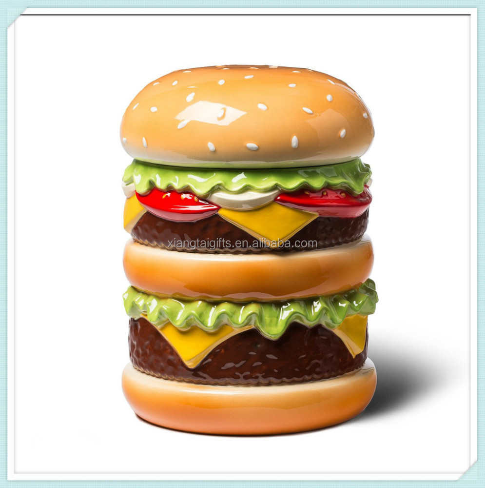 Novelty Hamburger Cookie Jar Buy Novelty Cookie Jar