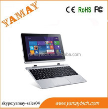 window 10 tablet vs laptop vs tablet with keyboard 10.1inch IPS 1280*800 intel Z3735F quad core win8.1 os tablet pc 2 in 1 pc
