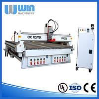 2550 2015 New Type Used CNC Wood Carving Machine