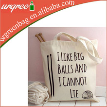 Wholesale Cotton Muslin Trendy Shopping Bag