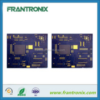 Custom-Made FR-1 PCB copper clad laminate pcb board