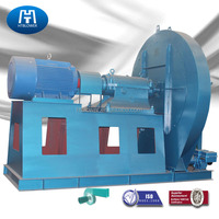 Centrifugal Blower Fan for Steam Boilers