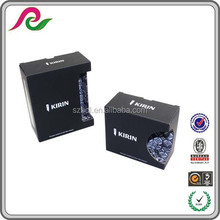 Feeling touch paper wine cup box