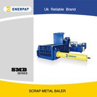 scrap metal compactor machine