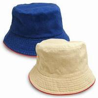 custom floral supreme bucket hats with low minimum quantity request