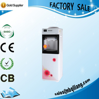 top quality new design industrial water cooler spare parts with mini fridge