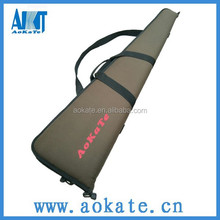 high quality brown carrying tactical gun case