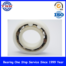 Anti-acid 6905 2RS POM plastic ball bearing with PTFE cage