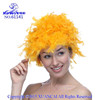 Wholesale cheap feather SHOWGIRL WIG - ORANGE