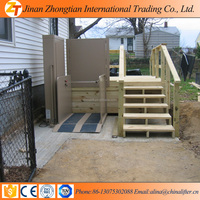 1m home hydraulic lift for stairs