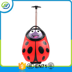 Unique style 16 inch travel luggage bags kids carry on luggage