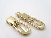 High Quality Zinc Alloy Metal Small Size Wholesale Plain Belt Buckles