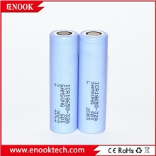 Promotion !!! rechargeable Samsung ICR18650-32A 3200mAh 18650 battery 3.7V free sample mod vaporshark Battery