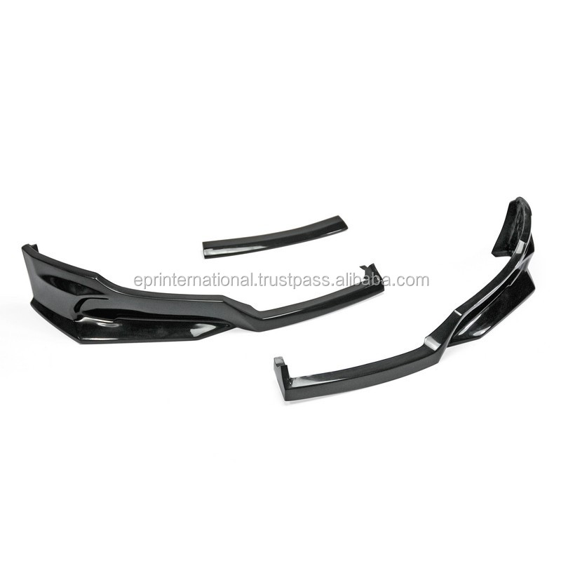 Veloster F35 Style Front Lip 3Pcs (Non Turbo Only) FRP (4).jpg