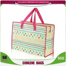 Functional Waterproof Insulated Cooler Tote Bag