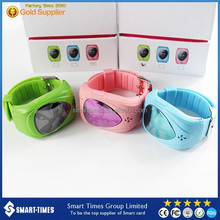[Smart-times] Newest Outdoor Mobile Bracelet Kids GPS Tracker Watch Phone