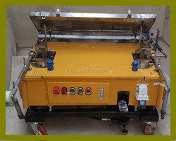 Hot sell lime spray plaster machine