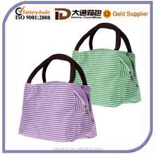 2014 fashion lunch tote picnic bag