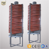 Mineral Iron Spiral Classifier Spiral Concentrator, Spiral Chute