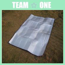 Travel Camping Aluminum Foil Sleeping Dampproof Waterproof Mat Pad