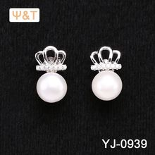 2016 Beautiful diamond earring manufacture gypsy earrings color changing jewelry