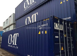 Golden shipping container from china to canada