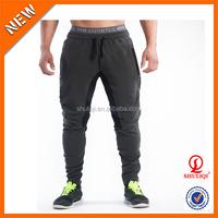 Custom make mens 100% cotton track pants /pants heavy flannel pants