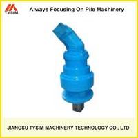 KA25000, auger drill bit, borehole drilling pile hole, civil construction excavator parts