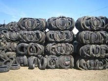 Baled Scrap Tires Tyres