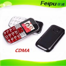 2015 hot low price CDMA mobile phone for old people