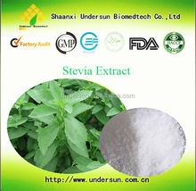 Stevia Sweetener/stevioside/rebaudioside 98% stevia/rebaudioside a 98% Food Grade
