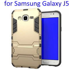 Factory Price 2 in 1 Hybrid Holster Case for Samsung Galaxy J5 Case