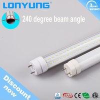 SMD2835 led tube 8/glass boiling tube/borosilicate glass tube
