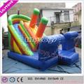 comercial de bajo precio para adultos tobogán giganteinflable en lilyutoys