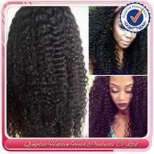 2015 new products brazilian virgin kinky curly human hair