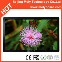 """Quality first, Service most 60"""" MolyTouch cheap touch screen monitor with PC and TV"""