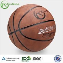 Zhensheng factory supply official size match basketball