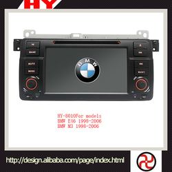 Auto Electronics China new design popular unlock car dvd for BMW M3 1998-2006