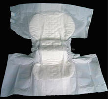 Original country produced disposable adult diaper