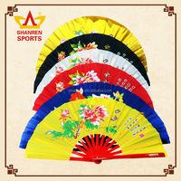China wholesale decorative kungfu manual hand fan