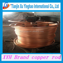 we are looking for copper wire rods/roll bars