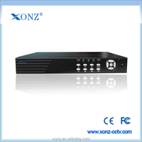 Best selling ONVIF cloud 25CH cctv security video surveillance NVR For 1920*1080 hd ip camera 720P HD 960P