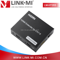 Alibaba China 60m HDMI Extender By Cat6 Cable With one Local HDMI output