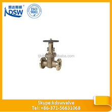 top quality non - rising stem gate valve