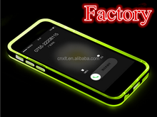 LED Soft Case For iPhone 6, TPU Mobile Phone Case LED Case For iPhone 6