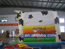 2015 good design Inflatable bouncer Combo / Cartoon bouncy castle on sale !!!