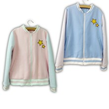 New Amazing Chibi Cartoons Long Sleeve Thick Winter Tops High Quality Sweater 2 Colors KK699