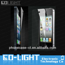 Clear screen protector/guard/ward for apple iphone 5/5S.