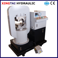 high pressure hydraulic steel cable crimping machine
