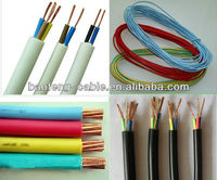 2.5mm2 1.5mm2 electrical wire plain annealed copper wire conductor